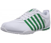 K. Swiss Arvee 1.5 White Green Men Leather Trainers